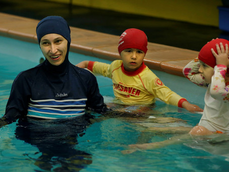 FFY starts Ladies-Only swimming sessions