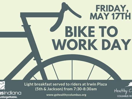 Bike to Work Day 2019