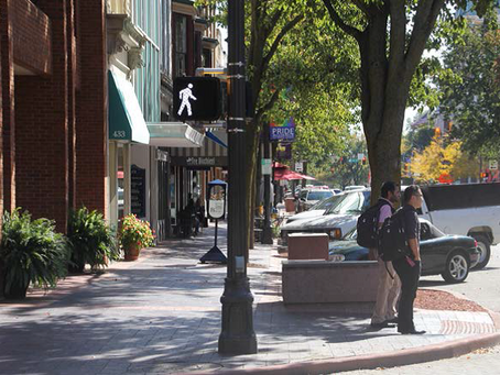 Making Columbus safer for walking & bicycling