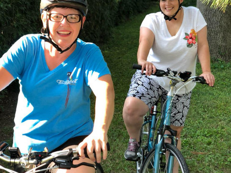 Why I ride: My journey to health