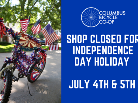 Shop closed for Independence Day (July 4-5)