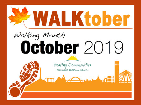 Celebrate the 5th Annual WALKtober 2019