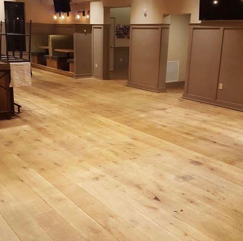 Buffing Floors