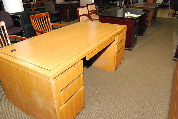 Kimball Maple desk