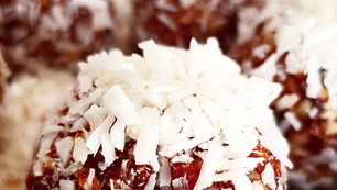 Coco-nuts for Cacao Energy Balls