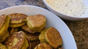 Home-Made Healthy Falafel