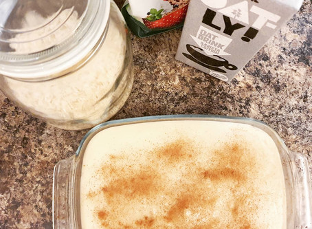 Rice Pudding – Rizogalo – Arroz de Leite (Healthy, Vegetarian & Creamy)