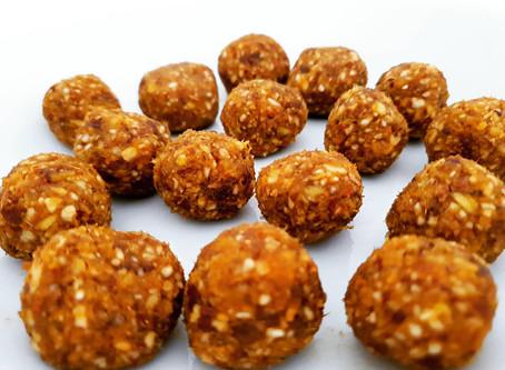 Immune Boosting Energy Balls