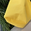 Thumbnail: Cabas toile deperlante jaune version M