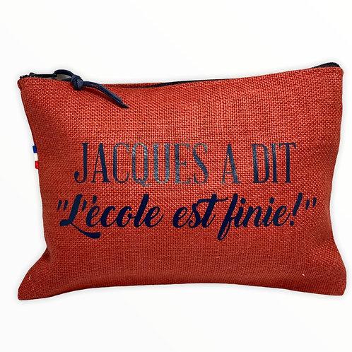 Pochette Jacques a dit