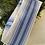 Thumbnail: Cabas XL en toile deperlante bleue