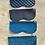 Thumbnail: Etui à lunettes en simili taille S ou L