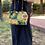 Thumbnail: Petit cabas Marion moutarde