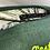 Thumbnail: Pochette humour lin vert bouteille voyage