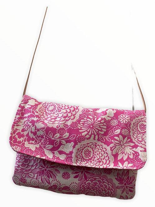 Petit sac Justine toile Ravel Rose