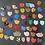 Thumbnail: Bijoux de sac en cuir