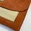 Thumbnail: Pochette compagnon pour papiers en cuir