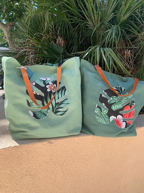 Cabas de plage