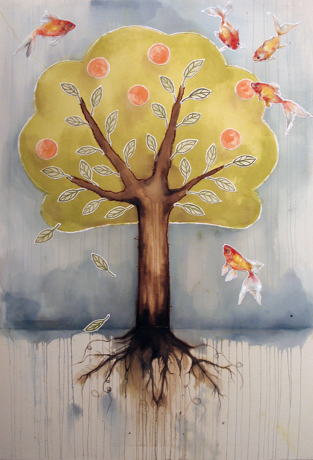 the watering tree