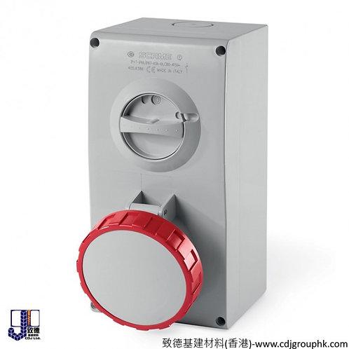 意大利製 Scame 司坎拓普 OPTIMA Series多款工業用防水插蘇