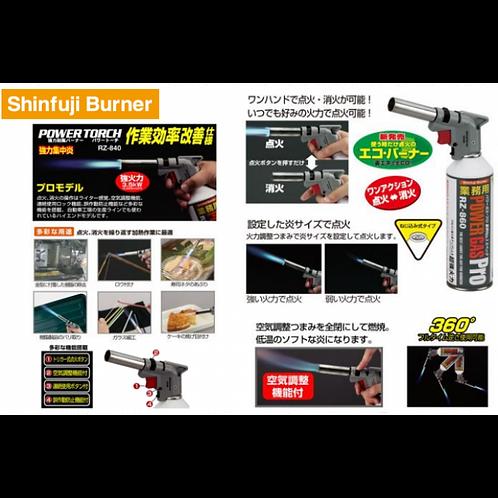 "日本""SHINFUJI""-火槍(高溫)-RZ840S"