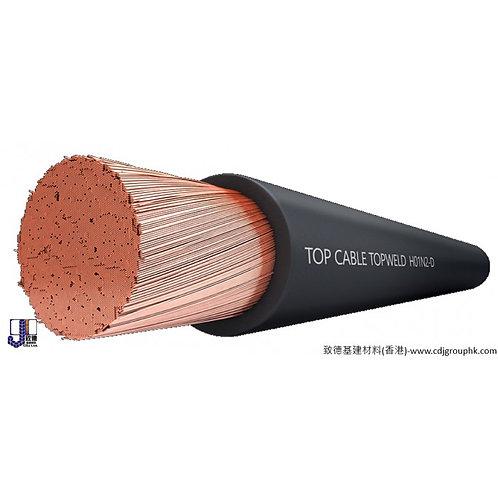"""西班牙""""TOP CABLE""""-優質焊線 電纜 Cable-TOPWELD H01N2-D"""