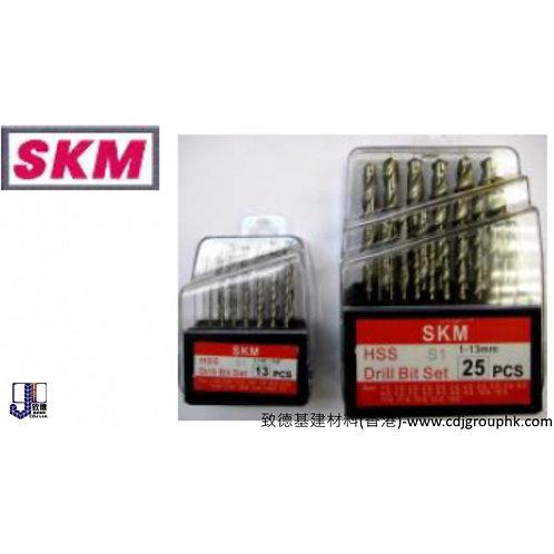 """中國"""" SKM""""鋒鋼鑽咀套裝-XCH00"""