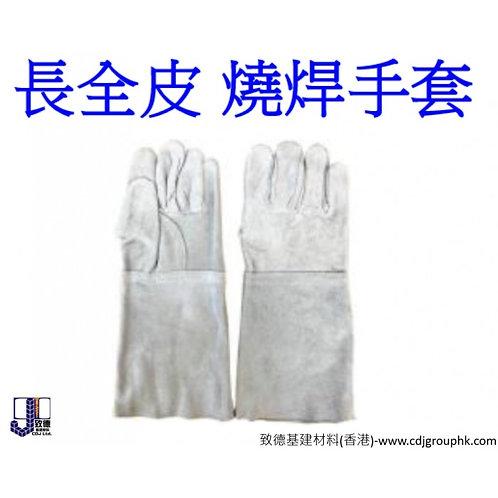 中國-長全皮燒焊手套-HYLG00L