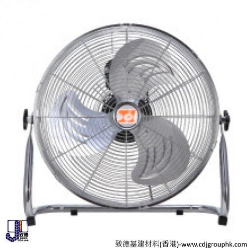 """中國""""TH""""立方牌-外貿優質品牌-工業用趴地式強力地台扇-T-FAN-12"""