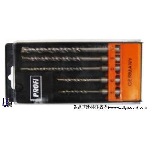 """中國""""PROFI""""油壓鑽咀套裝5支裝-DSS5"""