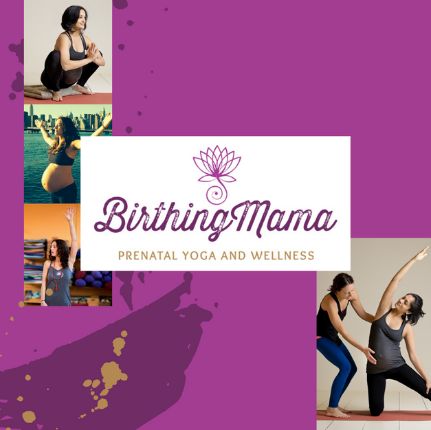 Birthing Mama - Prenatal Yoga & Wellness