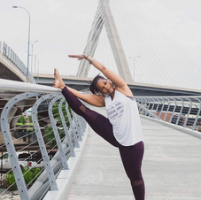 Accessible Yoga with Malaika