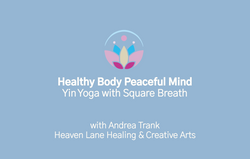 6. Yin Yoga with Square Breath