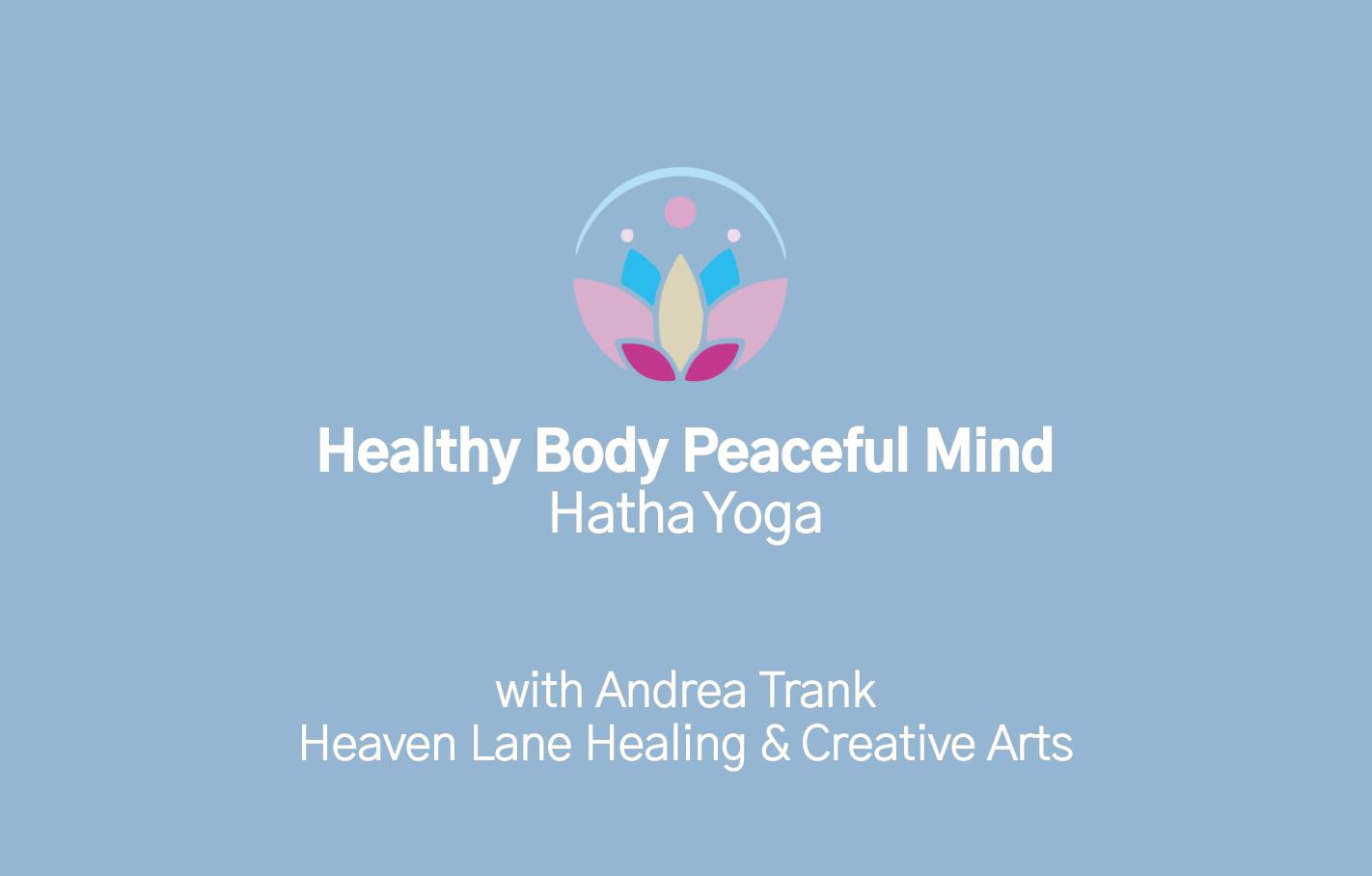 3. Hatha Yoga