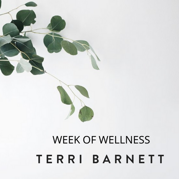 Terri Barnett: Week of Wellness