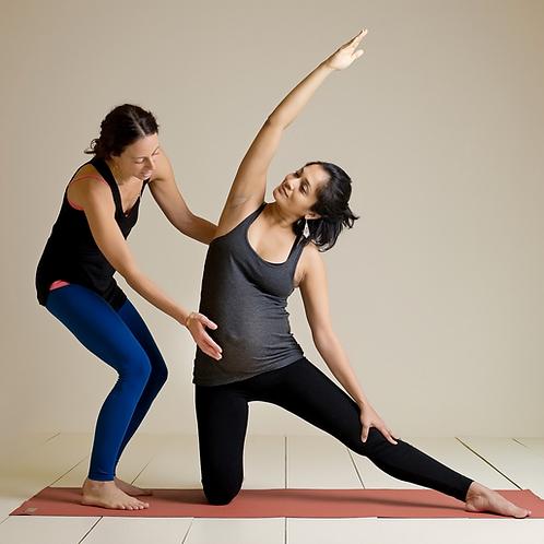 Birthing Mama® Prenatal Yoga and Wellness - Second Trimester