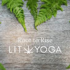 Lit Yoga: The Plant Enhanced Practice