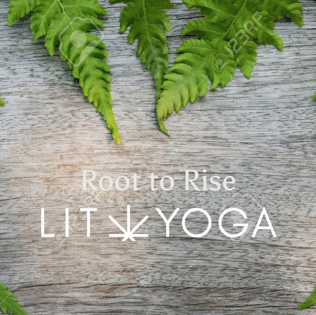 Lit Yoga: The Plant Enhanced Practice