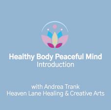 Healthy Body Peaceful Mind: Yoga & Meditation