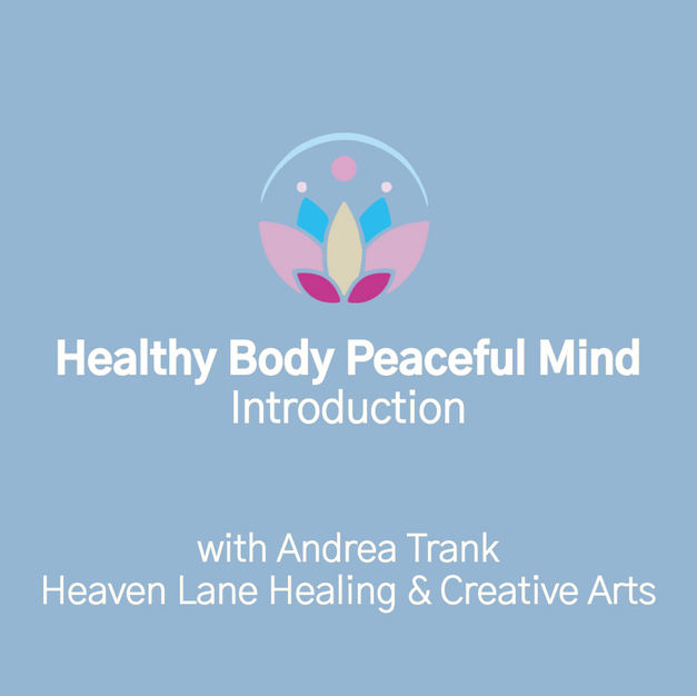 Healthy Body Peaceful Mind: Yoga & Meditation