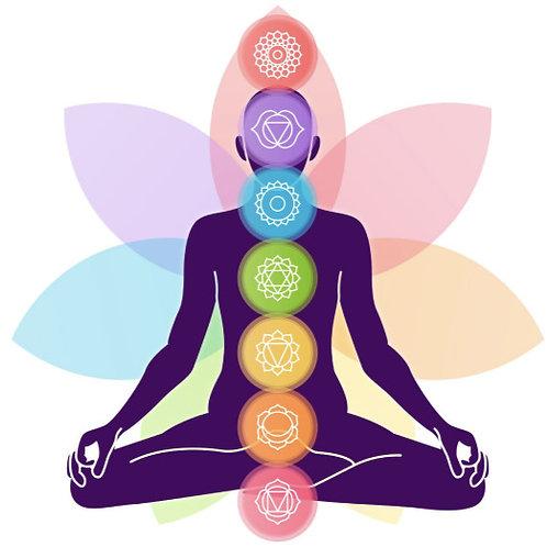 Yoga for Nourishing the Chakras