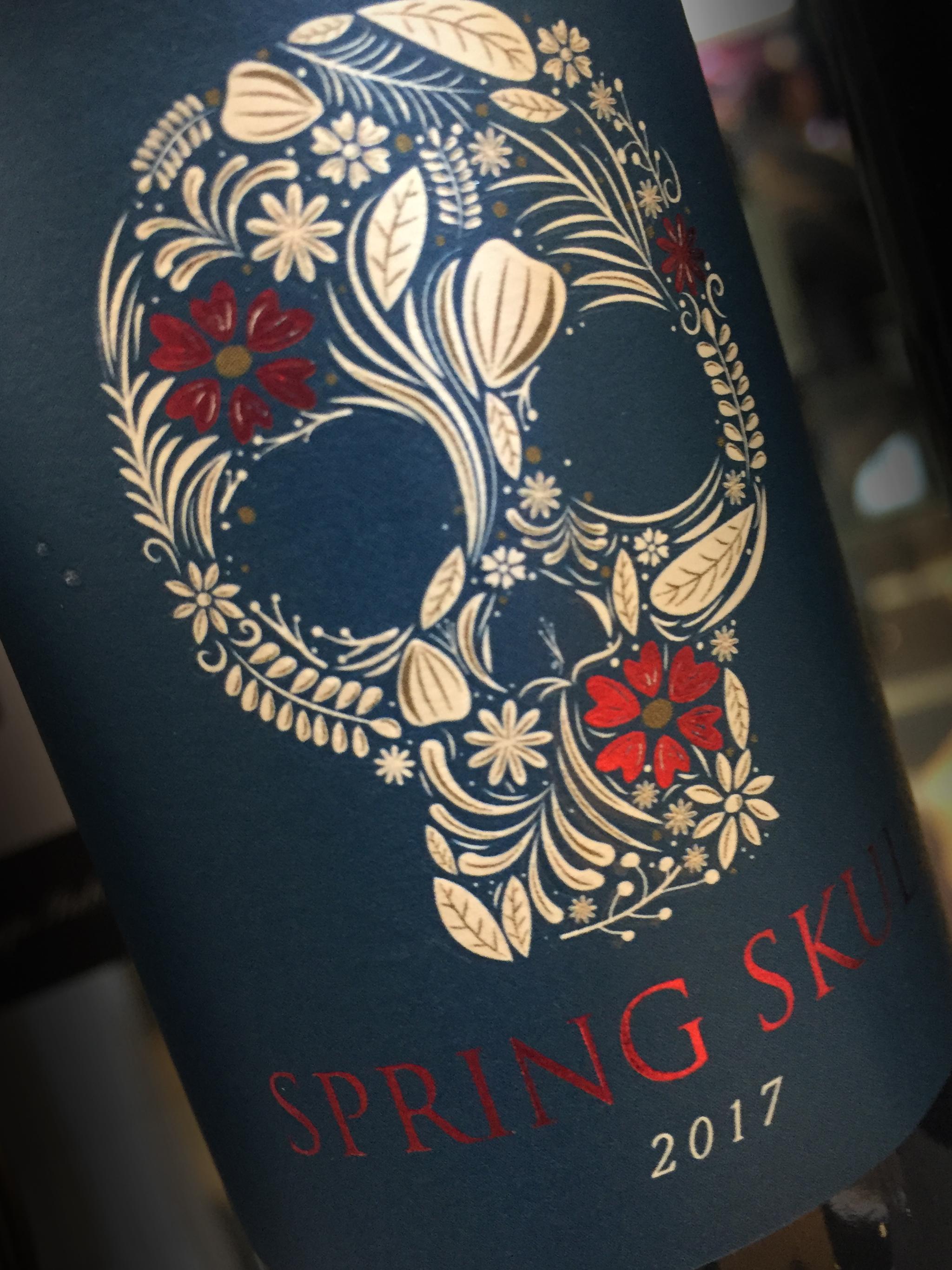 Spring Skrull