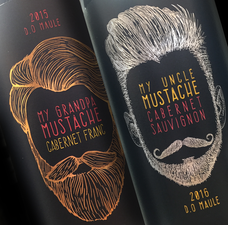Línea Mustache