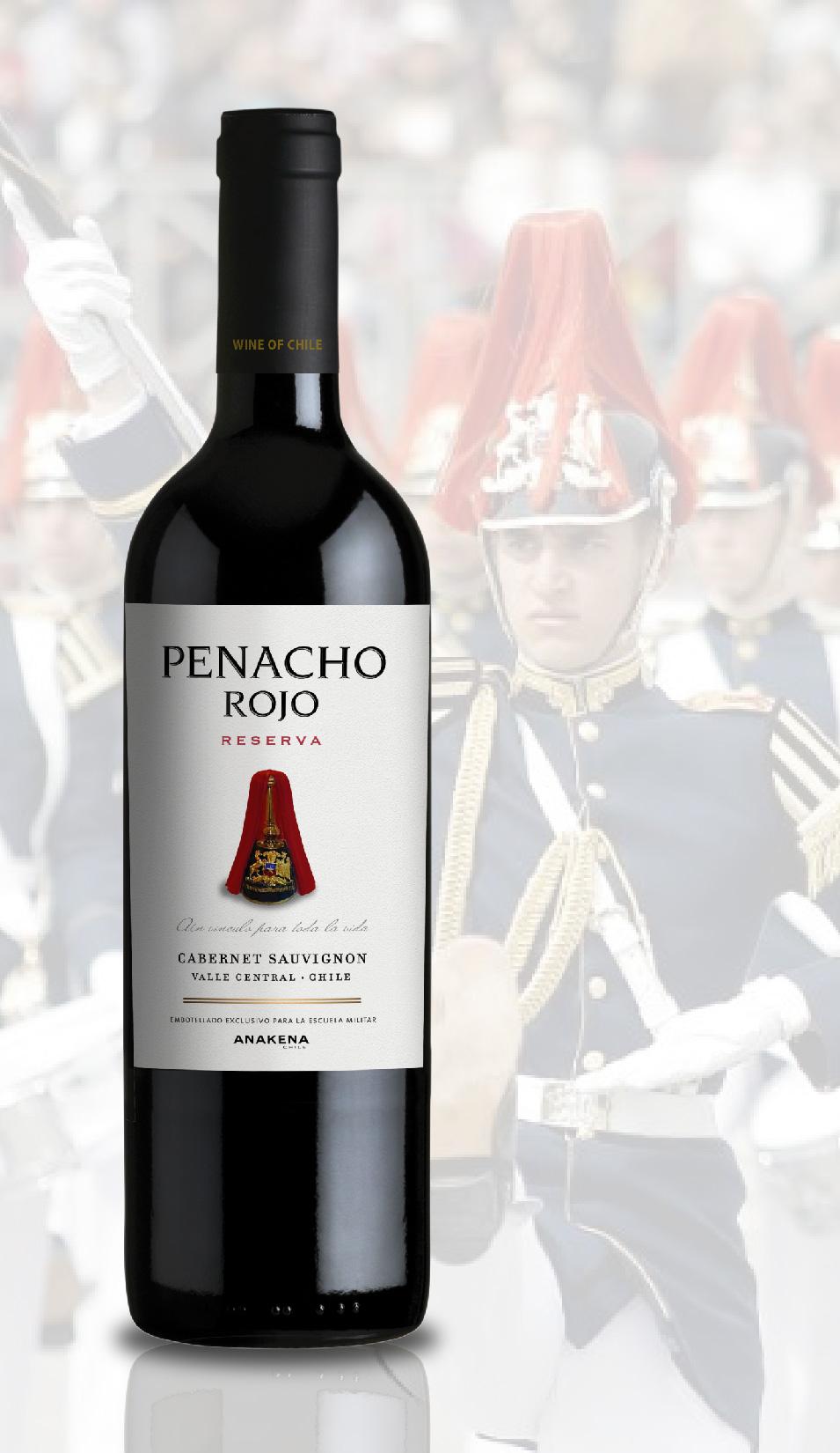 Penacho Rojo