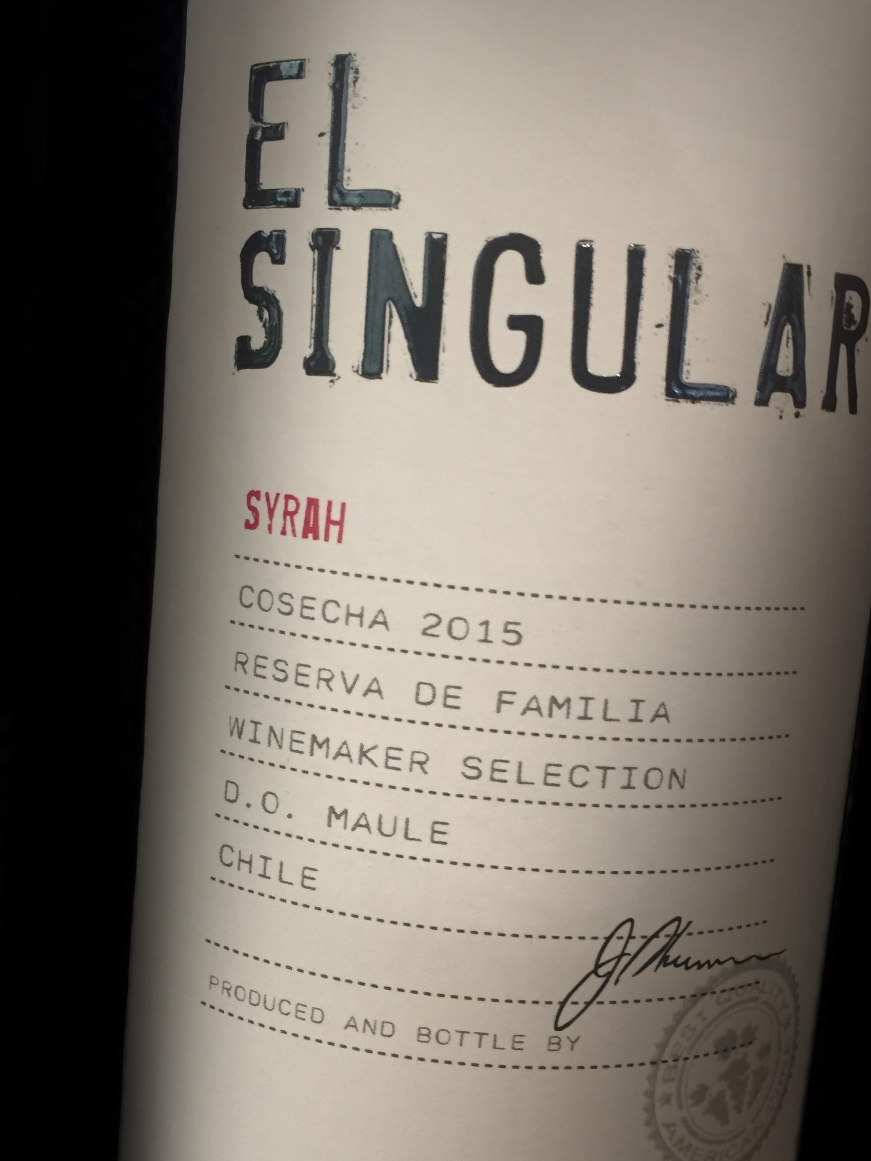 El Singular