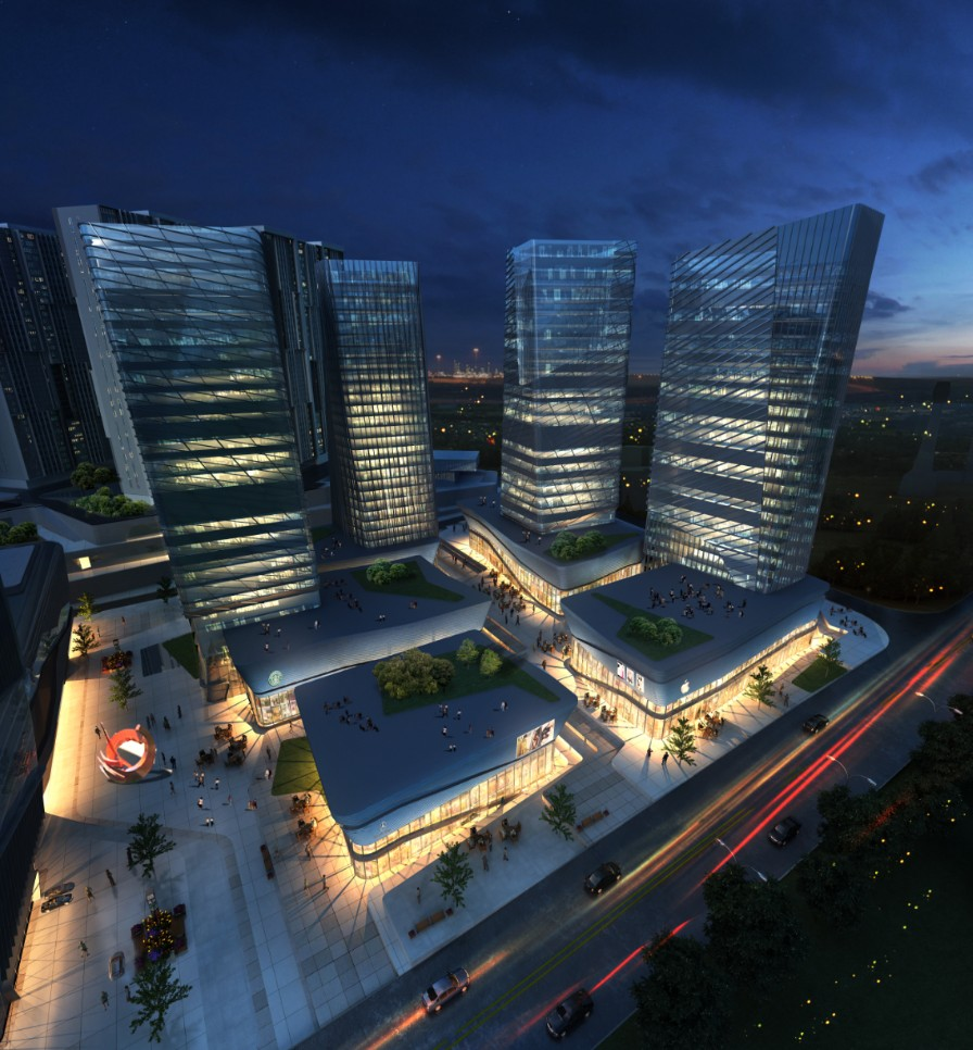 White_Lab_Yichang_Mixed_Use_10