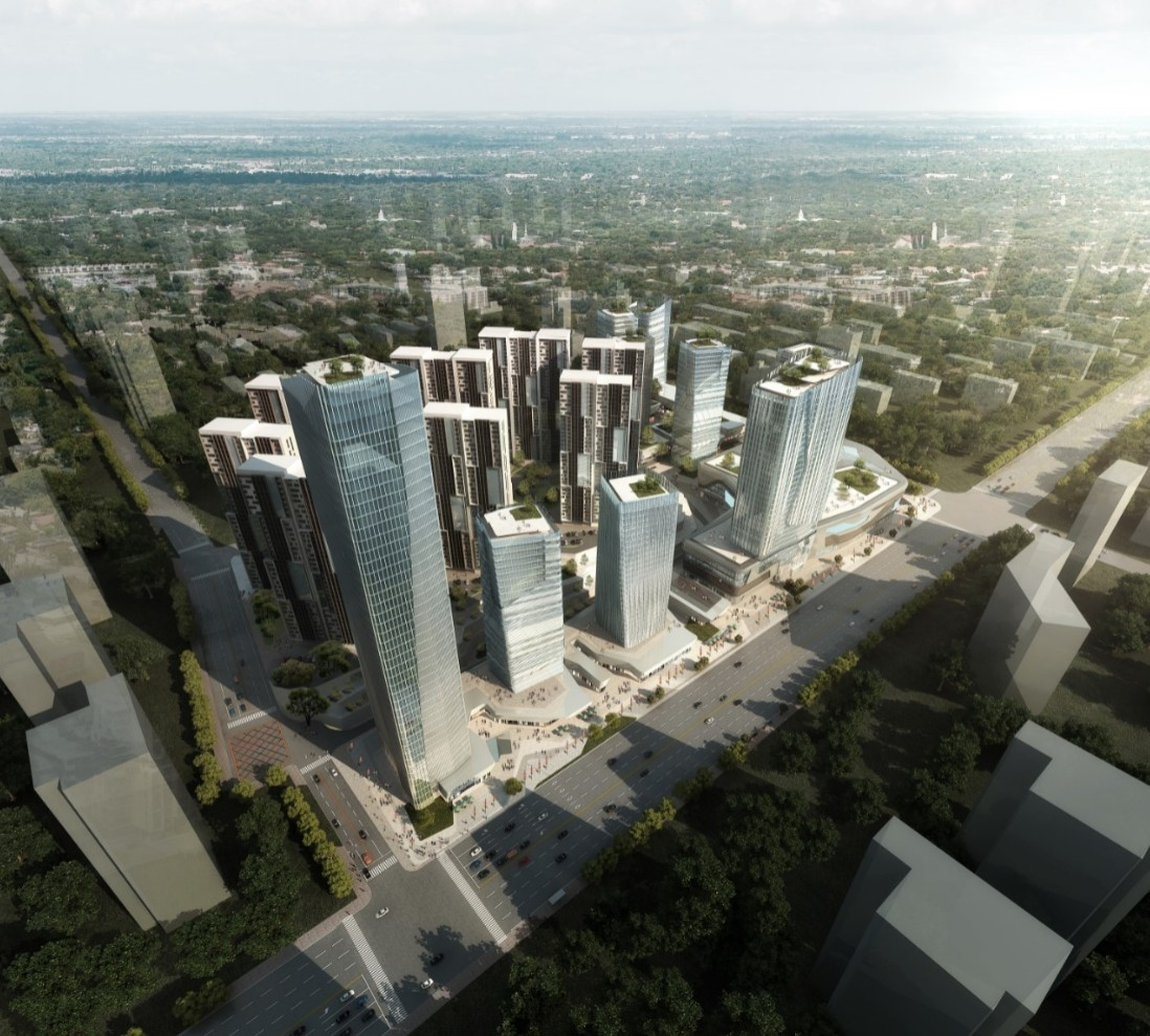 White_Lab_Yichang_Mixed_Use_2