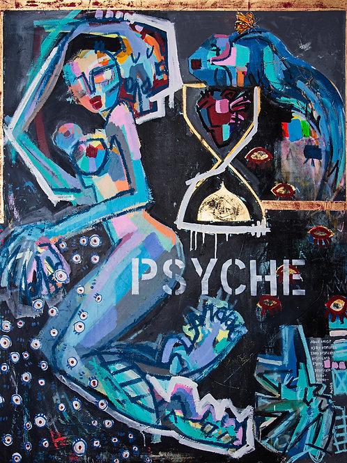 Psyche 130x162 cm