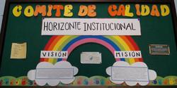 Cartelera Horizonte Institucional
