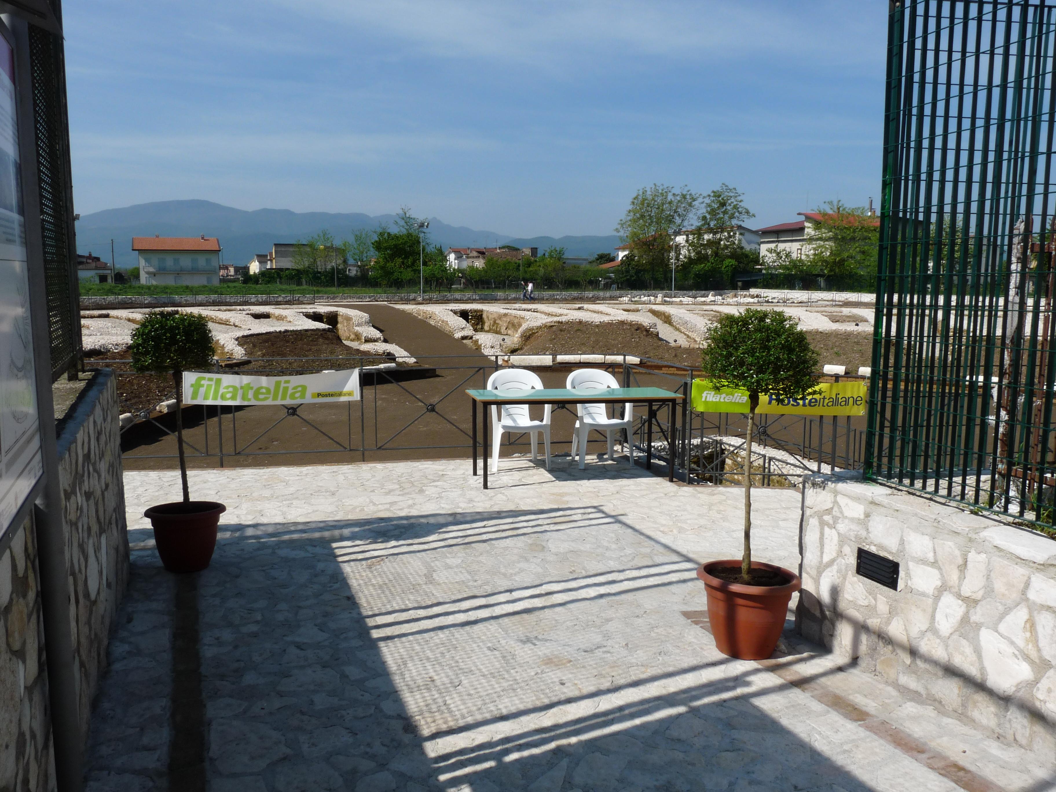 Anfiteatro romano - 09.04.25 (7).JPG